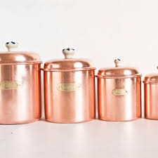 shop metal kitchen canister sets on wanelo