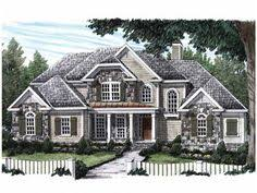 4 Bedrm 3198 Sq Ft New American House Plan With 3198 Square Feet And 4 Bedrooms S
