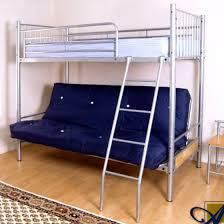 Bunk Bed With Desk And Futon Bunk Bed With Futon And Desk Loft Bed With Trundle Twin Loft Bed