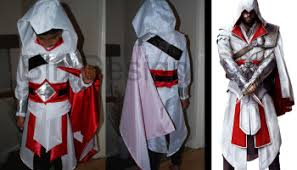 Ezio Halloween Costume Interpreting Assassin Ezio Costume 1 U2013 Fabric