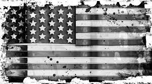 Black And White Us Flag Press U2013 Binknyc U2014 Strategic Publicity