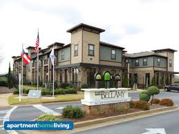 one bedroom apartments in milledgeville ga the bellamy at milledgeville student housing apartments
