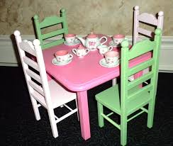 american doll table and chairs 14 best kailey hopkins 2003 images on pinterest ag dolls american