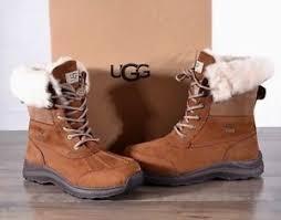 ugg s adirondack winter boots ugg australia s adirondack iii winter boots chestnut 7 med