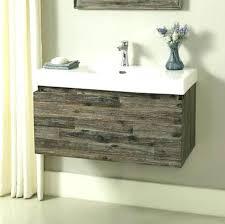 Fairmont Designs Bathroom Vanity Fairmont Designs Rustic Chic 36 Vanity Weathered Oak Free Fairmont