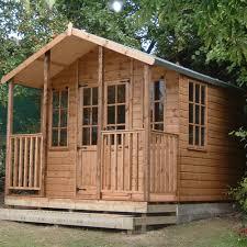 Gardens With Summer Houses - garden sheds workshops summer houses in hertfordshire