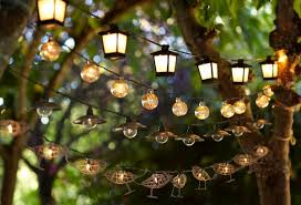 outdoor bulb string lights to choose outdoor lighting for garden 6 simple tips