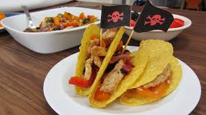 cuisine pirate pirate ship turkey tacos searching for spice