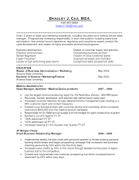 Pharmaceutical Sales Resume Objective Sales Sales Rep Resume Sales