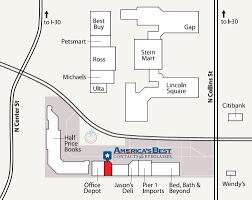 Six Flags Great America Phone Number Arlington Tx Lincoln Square America U0027s Best Contacts U0026 Eyeglasses