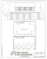Commercial Garage Plans Bernhoft U0026 Associates