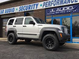 lifted jeep liberty total image auto sport pittsburgh pa