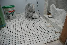 basket weave bathroom floor tile bathroom floors basketweave