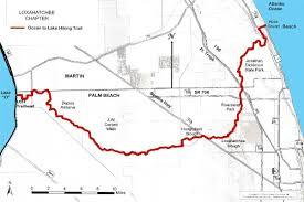 Jupiter Florida Map So You U0027re Interested In The Ocean To Lake Hiking Trail U2026 Faq