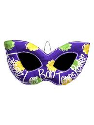 mardi gras masks and mardi gras mask door hanger fleurty girl