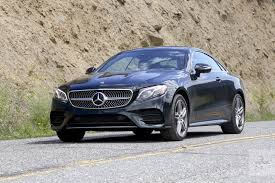 mercedes coupe review 2018 mercedes e400 coupe drive review digital trends