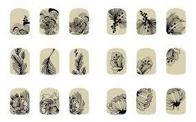 corpus hit the temporary nail tattoos