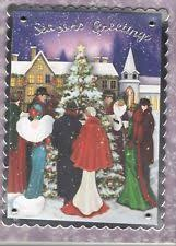 singing christmas card ebay
