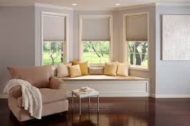 Roman Shades Black Out And Sheer Cellular Shades 3 Blind Mice Window Coverings