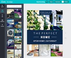 Real Estate Brochure Templates by How To Create Stunning Real Estate Flyers With Canva Pipeline Roi