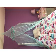 Purple Bed Canopy Blue Daisy Bed Canopy Free Shipping On Orders Over 45