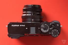 first camera ever made fujifilm x pro2 review my favorite camera the verge