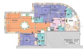 plan appartement 3 chambres a vallorcine grand appartement à vendre chalet l anatase