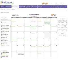 Vacation Accrual Spreadsheet Tracksmart Attendance Pricing Features Reviews U0026 Comparison Of