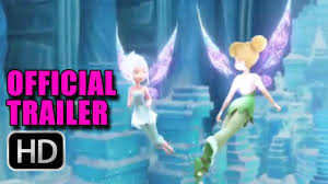 tinker bell secret wings official trailer 1 2012