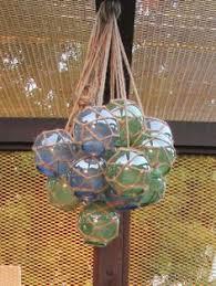 glass fishing float pendant light japanese glass fishing floats fish net buoys tiki decor backyard