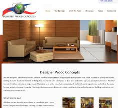 Best Websites For Interior Design Concepts by Small Business Website Design Packages Clearwater Florida