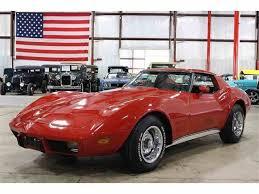 77 corvette for sale 1977 chevrolet corvette for sale on classiccars com 30 available