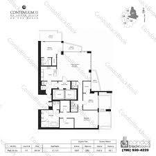 55 Harbour Square Floor Plans Search Continuum Ii North Condos For Sale And Rent In South Beach