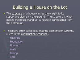 Building A House Plans House Construction Foundation Plans Ppt Video Online Download