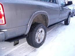 Dodge Ram Cummins Mud Flaps - cre rocker flares dodge diesel diesel truck resource forums