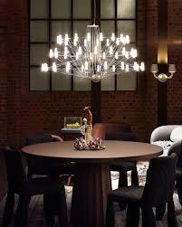 stylish dining room lighting chandeliers dining room light