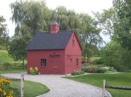 new england style barns post u0026 beam garden sheds country style
