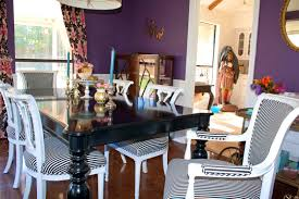 furniture attractive coll purple dining room ideas decorating