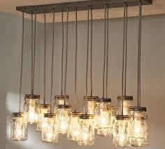 Edison Pendant Light Fixture Mason Jar Light Pendant Thesavvyseeker