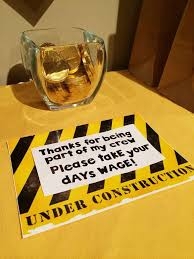 construction party invites because i said so and other