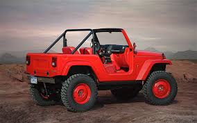 jeep chief concept jeep reveals seven concepts for this year u0027s moab event autoevolution
