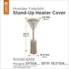 Patio Heater Cover by Montlake Freestanding Patio Heater Cover