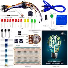 amazon com sunfounder project universal starter kit for arduino
