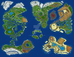 World Map Game World Map V6 By Razzirazzi On Deviantart