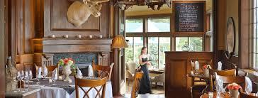 award winning fine dining lake placid restaurants mirror lake inn