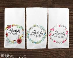 personalized bridal shower gifts bridal shower gift etsy