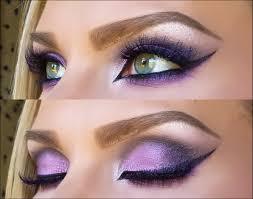 cat eye make up maria bergmark