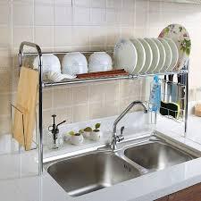 Kitchen Dish Rack Ideas Sink Dish Drainer Rack Best 25 Dish Racks Ideas On Pinterest Diy
