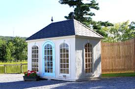 fancy garden sheds storage sheds built on site