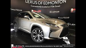 lexus lx turbo hybrid 2017 atomic silver lexus rx 450h awd hybrid executive in depth